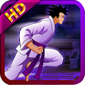 Karate Kid Fighter Extreme Run icon