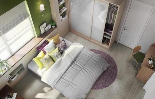 內部設計臥室