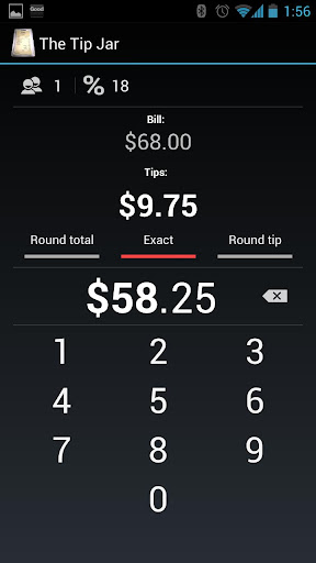 Tip Jar - Tip Calculator