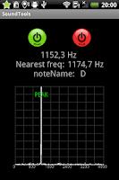 Screenshot of SoundTools