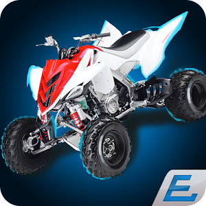 模拟器沙滩车四轮驱动摩托车 LOGO-APP點子
