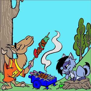 kApp - Roxy and Zav's Barbecue APK