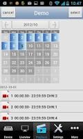 Screenshot of Eminent DVR