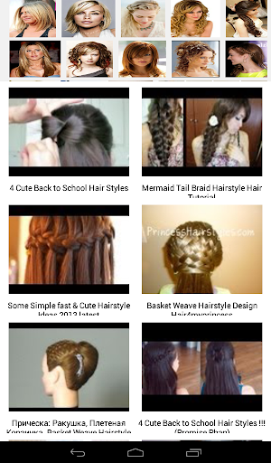 Hairstyle Fashion and Design