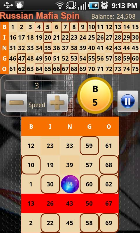 MafiaSpin Slot & Poker & Bingo - screenshot