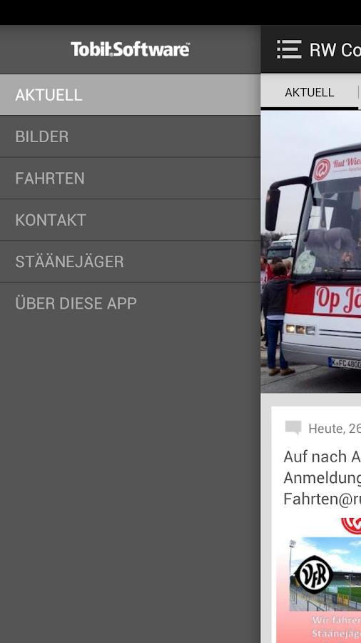 Fanclub Rut Wiess Colonia - screenshot