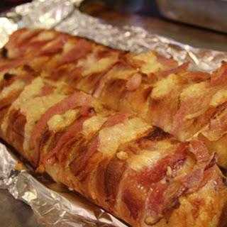 Swiss Bacon Bread