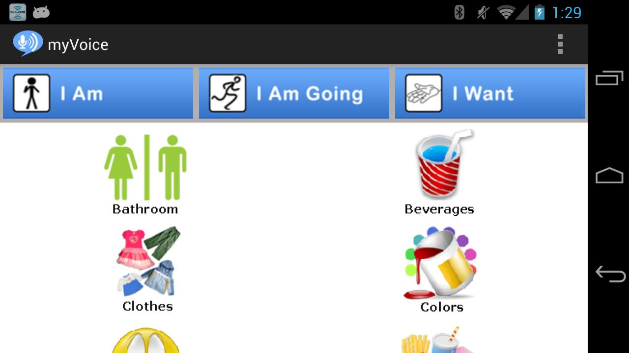 Aac Autism Myvoicecommunicator Android Apps On Google Play