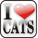 I Love Cats doo-dad logo