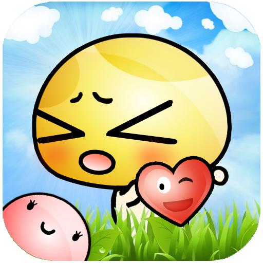 我的表情符号 (颜文字) 通訊 App LOGO-APP開箱王