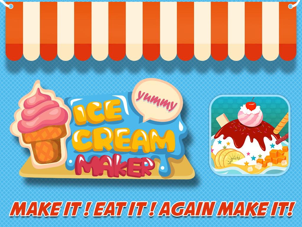 Ice Cream Maker 2- screenshot