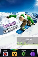 Screenshot of Action Connect