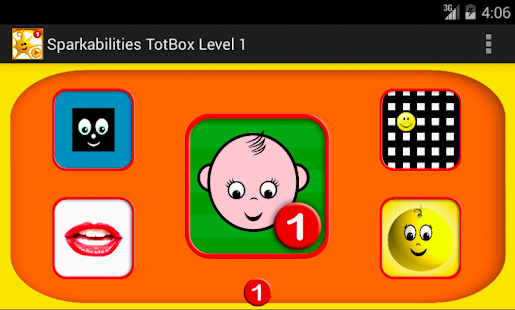 Sparkabilities TotBox Level 1- screenshot thumbnail