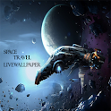 Space Travel Live Wallpaper icon