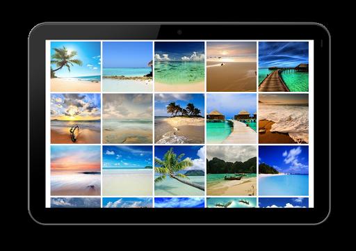 Beach HD Wallpaper FREE
