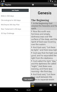 NIV Live: A Bible Experience screenshot