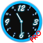 AnalogClock Widget Talking Pro