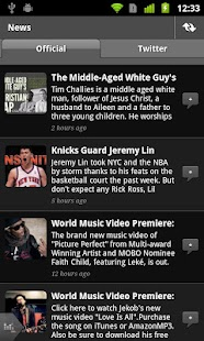 Rapzilla - screenshot thumbnail