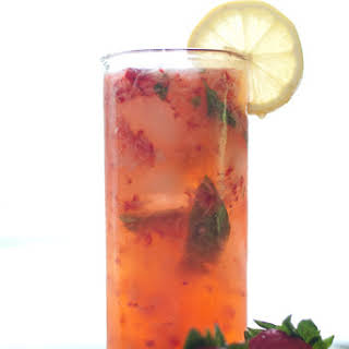 Strawberry Soda Cocktail Recipes.