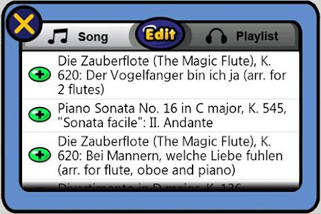 Baby classical Mozart Music- screenshot thumbnail