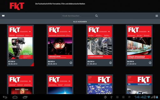 FKT Fernseh- Kinotechnik