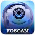 uFoscam: 2-way Audio & Graph logo
