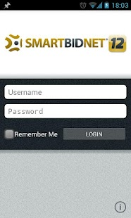 SmartBidNet - screenshot thumbnail