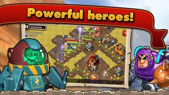 Clash of Heroes Screenshot 3