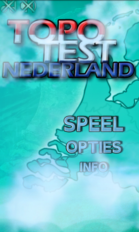 Topo Test Nederland- screenshot