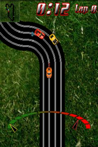 Car Tracks Free- screenshot