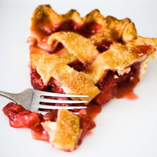 Sweet Strawberry Pie