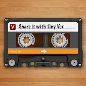 TinyVox · Infinite Tape Deck