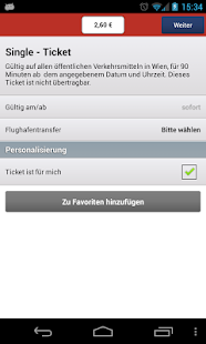 Wiener Linien - screenshot thumbnail