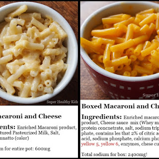 Quick Macaroni and Cheese