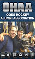 Screenshot of OHAA Ooks Hockey Alumni