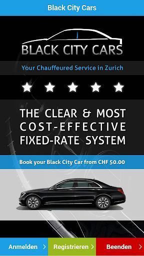 Black City Cars