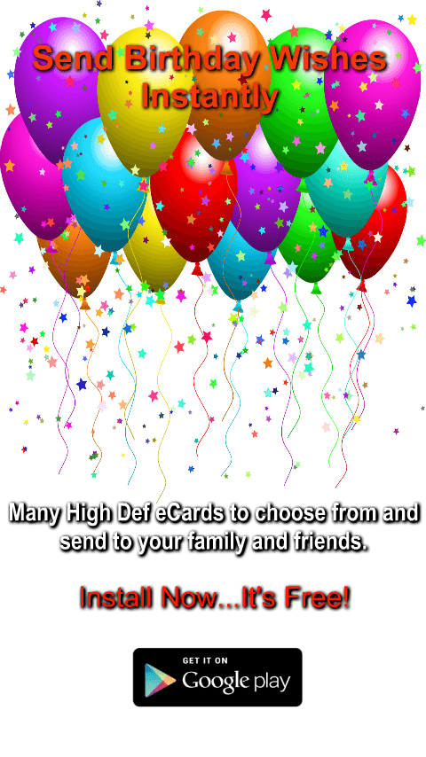 uply birthday card app  android apps on google play, Birthday card
