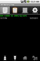 Screenshot of AF-Battery
