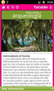 Yucatan en tu bolsillo - screenshot thumbnail