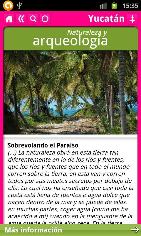 Yucatan en tu bolsillo - screenshot