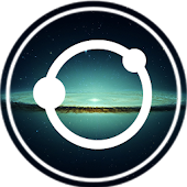 Twinkling Saturn Icon Pack
