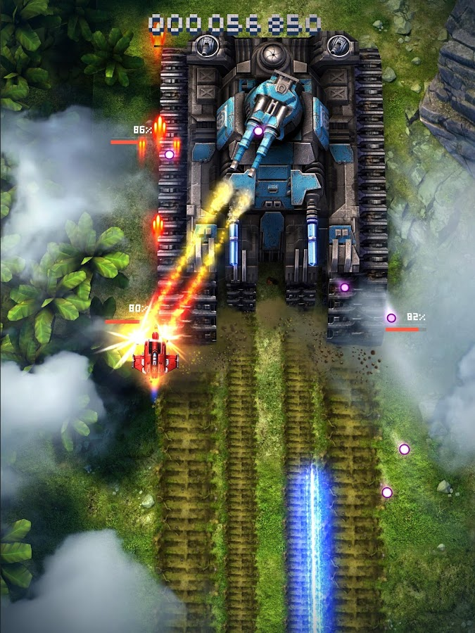 Sky Force 2014 v1.34 APK  یاری بۆ ئهندرۆید