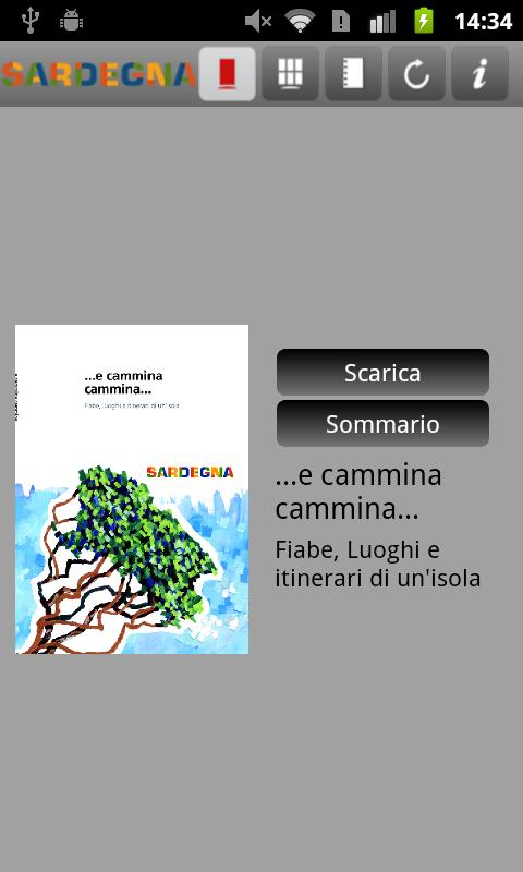 Sardegna Turismo- screenshot