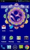 Screenshot of Mandala Wallpaper