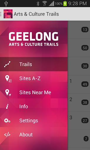 Geelong Arts Culture Trails