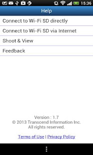 Wi-Fi SD - screenshot thumbnail