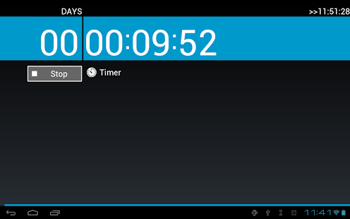 Timers4Me - Timer & Stopwatch - screenshot thumbnail