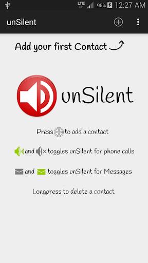 unSilent