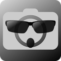 Sunglass Camera icon