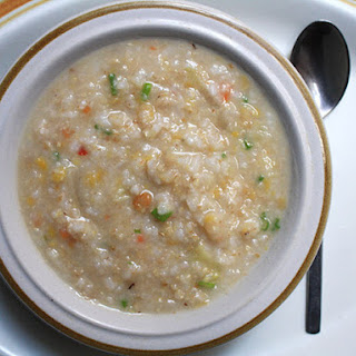 Multi-Grain Congee (Chinese Rice Porridge)